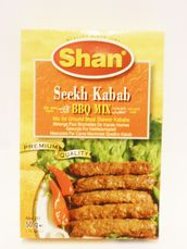 Seekh kabab BBQ mix 50g Shan - mixed spices - 788821035141 - 1