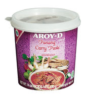 Panang curry paste 400g Aroy-D - Spice paste - 016229906474 - 2