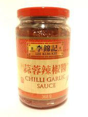 Chilli garlic sauce 368g LKK - Other sauces - 078895770025 - 1