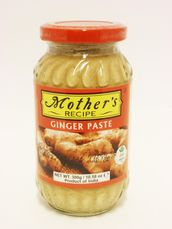 Ginger paste 300g Mother´s - Spice paste - 8906001056355 - 1