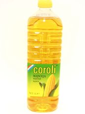 Corn oil 1L Coroli - Oils - 8710824180346 - 1