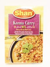 Keema curry mix 50g Shan - mixed spices - 788821033147 - 1