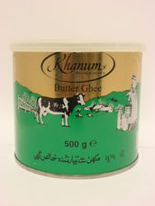 Khanum butter ghee 500g - Others - 5019124051008 - 1