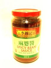 Spicy bean sauce (mapo sauce) 340g LKK - Other sauces - 078895138948 - 1