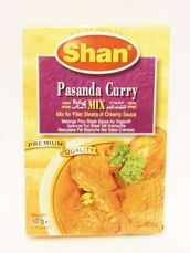 Pasanda curry mix 50g Shan - mixed spices - 788821039149 - 1